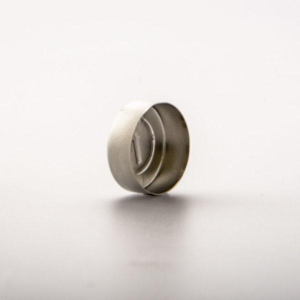 Tillbehör Crimp Seals Aluminium 20 mm 110001414 insida