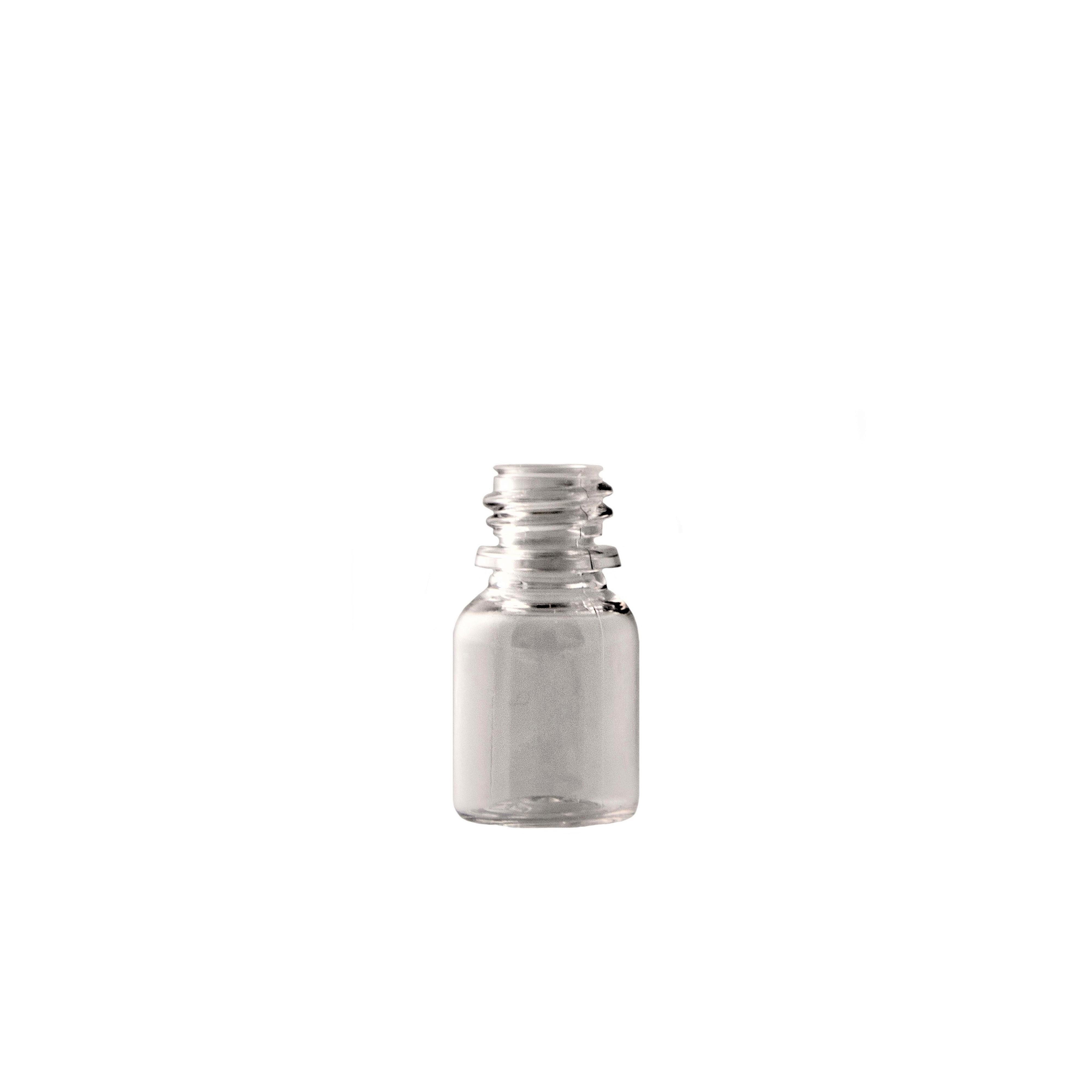 Plastflaskor 5018-0010e0001 theraphy klar 10 ml