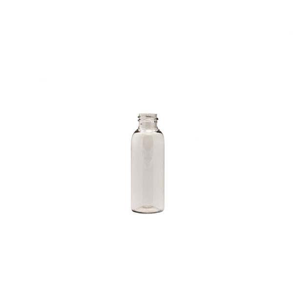 Plastflaska PET TALL BOSTON ROUND 50 ML 5020-0050C0005