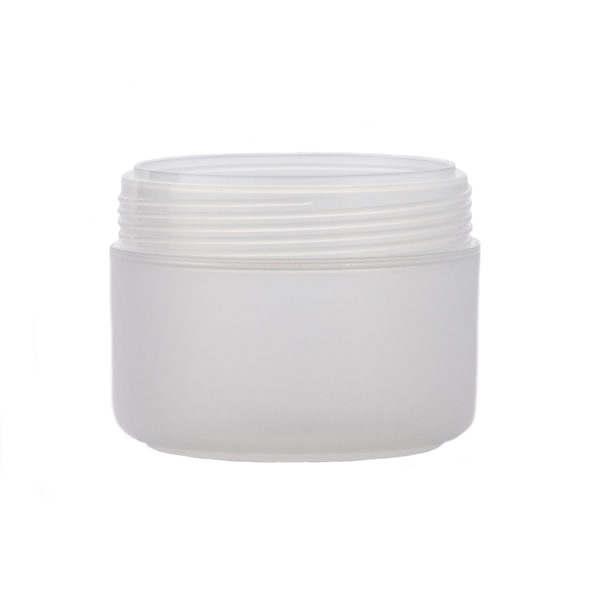 Plastburkar Creme 250 ml 05250