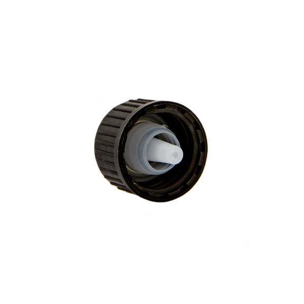 Tillbehör Kapsyl Droppinsats klar 18 mm 1129-1