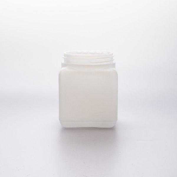 Plastburk Fyrkantig 500 ml 050080000