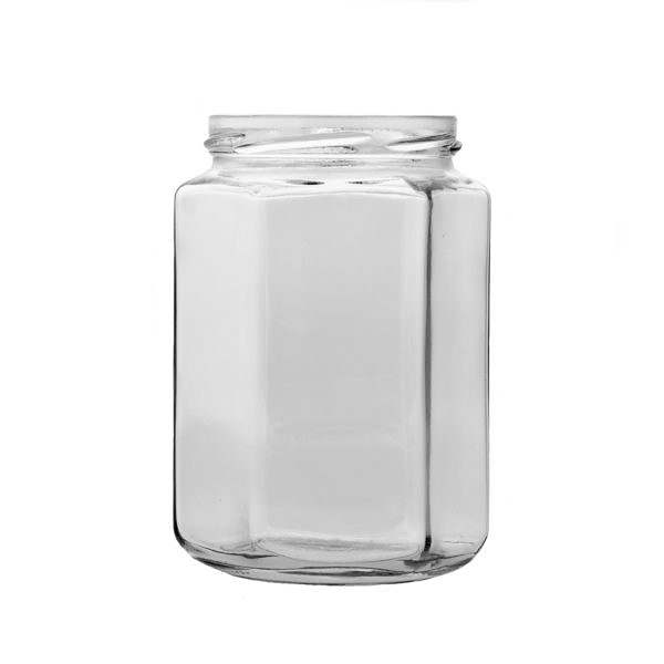 glasburk sexkantig (4770-p) 770ml