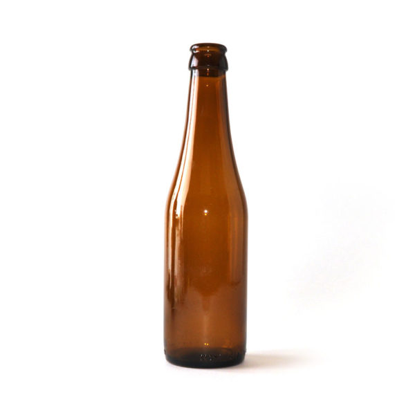 Glasflaska Bryggeriflaska 330 ml Vichy 36011934