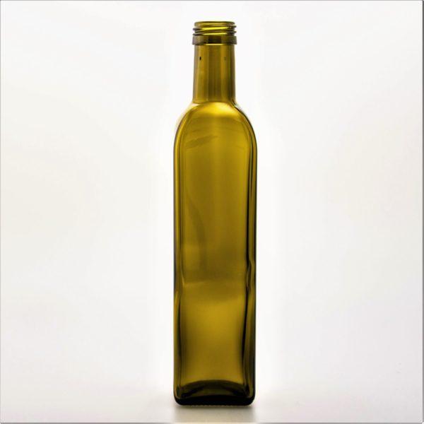 Glasflaska Maraska ( 424-120AN) 500 ml GRÖN