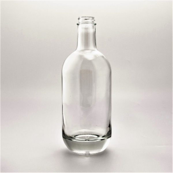 GLASFLASKA MOONEA 500 ML KLAR ART 37920.02