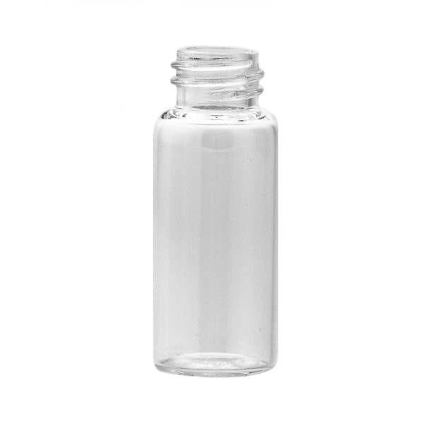 Glasflaska Screw Neck Virals Clear 15 ml MG035-002-0173-001