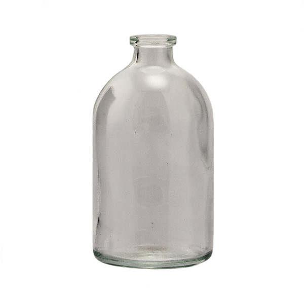 Glasflaskor Injection Bottles Type 1 Glass 100 ml 1500