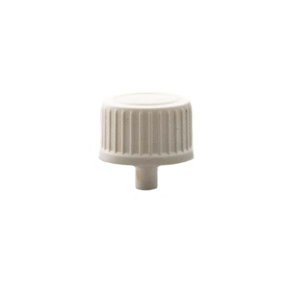 Tillbehör Kapsyl Droppinsats vit 18 mm 1119-2 vit