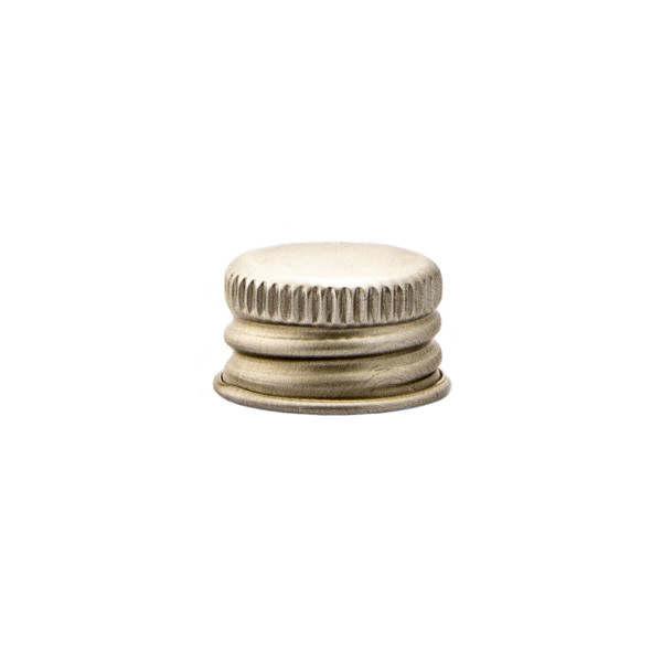 Tillbehör Kapsyl Alu med liner 18 mm 7018-SP410-0001