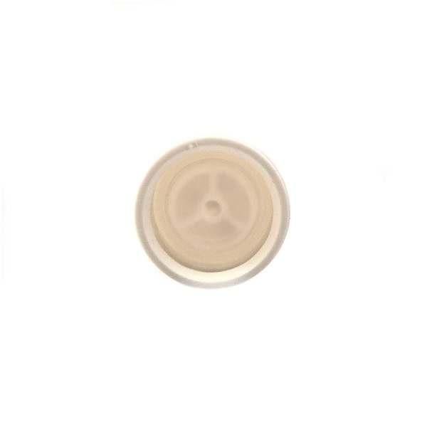 Tillbehör Kapsyl 28 mm vit med hällring TE 281471-2 VIT_