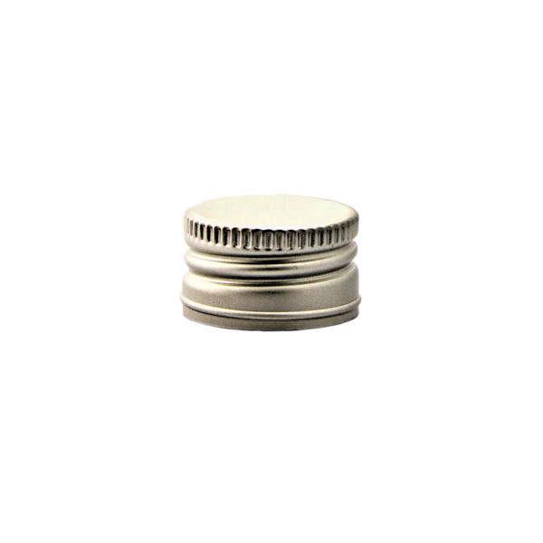 Tillbehör Kapsyl Aluminium 28 pp 28 mm 6242101021 SILVER