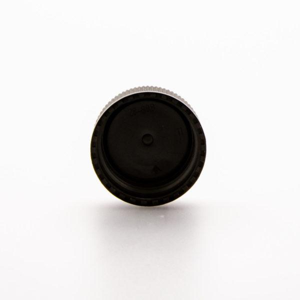 Tillbehör Kapsyl läpptätning 28 mm( 28898-1) SVART framifrån