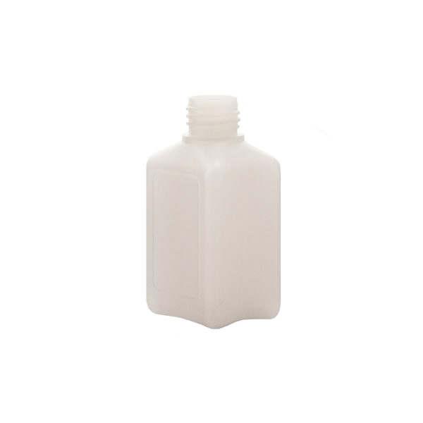 Plastflaska PE Rektangular 100 ml 10022RE