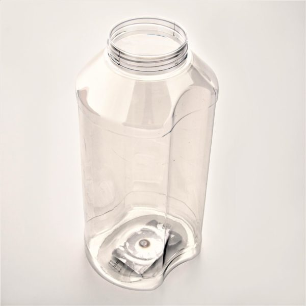 Plastflaska PET Euro Spice 1800 ml 5063-1800-0001 vinkel