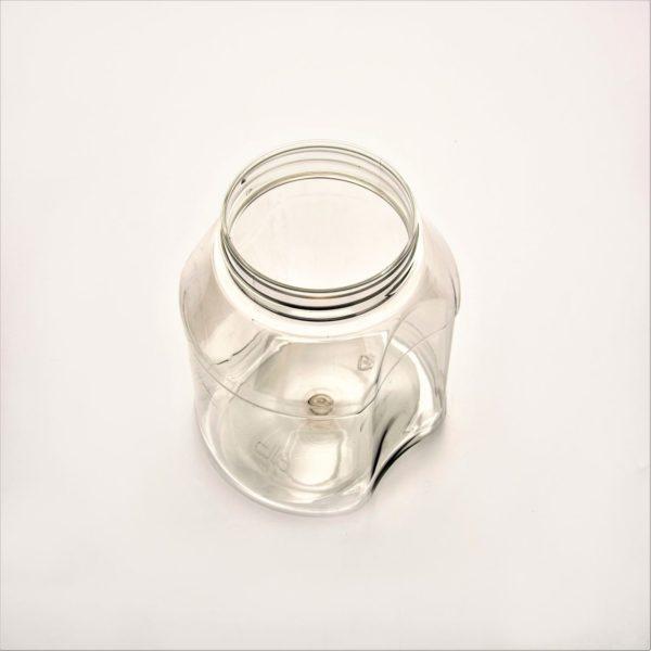 Plastburkar PET Euro Spice 500 ml 5063-0500-0001 ovanifrån