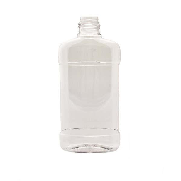 Plastflaskor PET Mouthwash 500 ml 5033-0500c0001