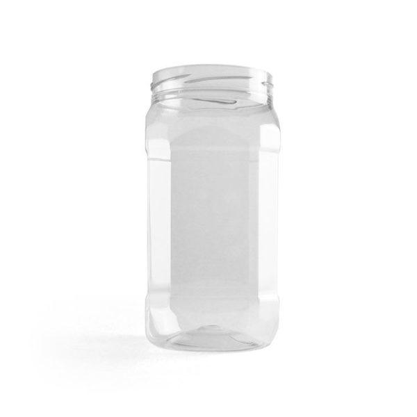 PET Octagonal Jar 1 l 5082-1000c0004