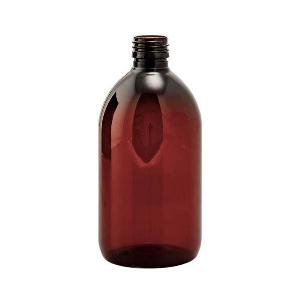 Plastflaska PET Sirop Amber 500 ml 5028-0500-0005