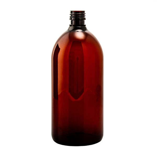 Plastflaska PET Sirop Amber 1 l 5028-1000-0001