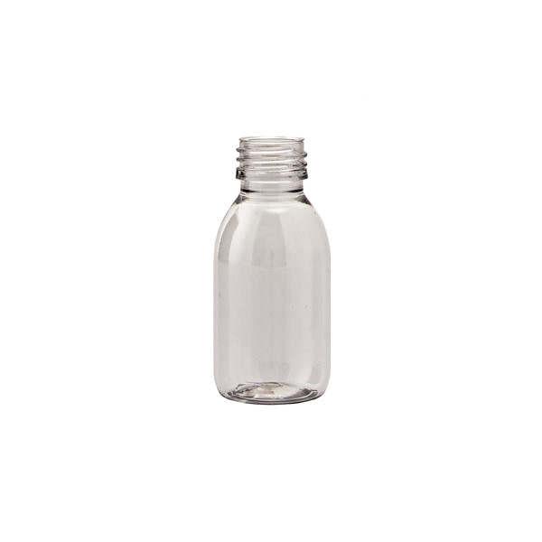 Plastflaska PET Sirop Clear 100 ml 5028-0100c0002