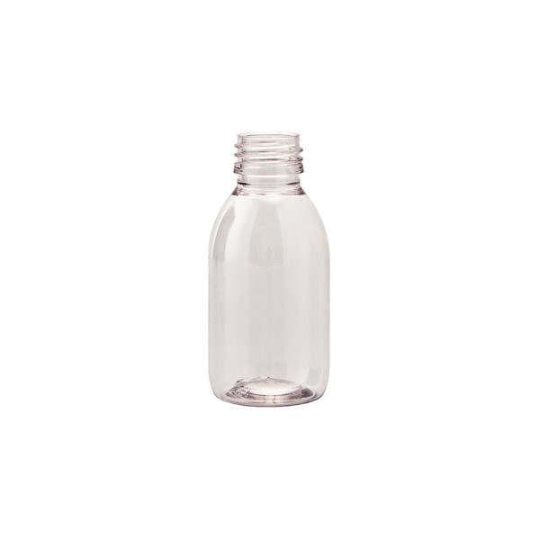 Plastflaska PET Sirop Clear 125 ml 5028-0125c0002