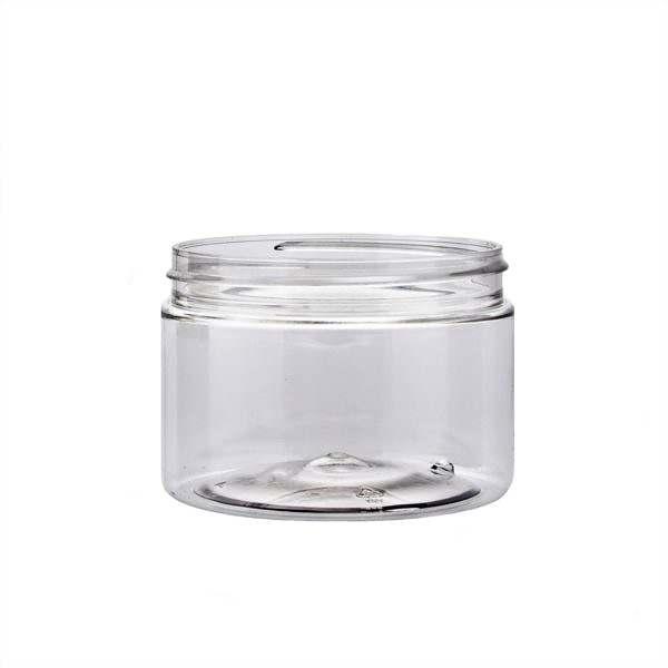 Plastburkar PET Straight Cylindrical 450 ml 5100-0450c0001