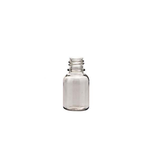 Plastflaskor PET THERAPY CLEAR ( 5018-0020C0001) 20 ML vit bakgrund