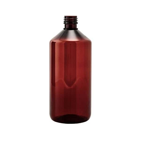 Plastflaska PET Veral Amber 750 ml 5028-0750-0002