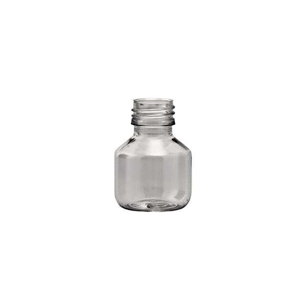 Plastflaskor PET Veral Clear 50 ml 5028-0050-0016