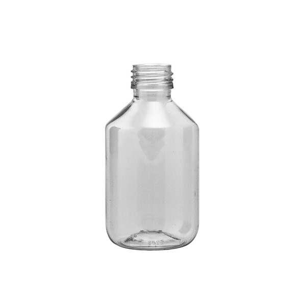 Plastflaskor PET Veral Clear 200 ml 5028-0200c0005