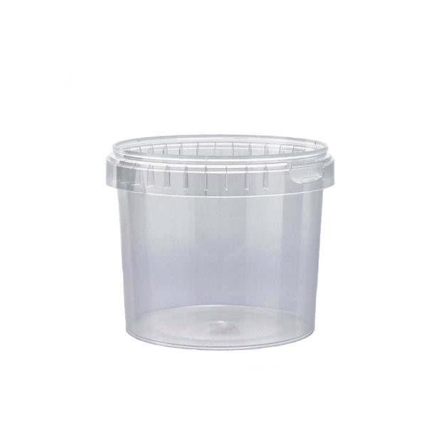 Plastburkar S Unipak 1000 ml CLX 5030-19902
