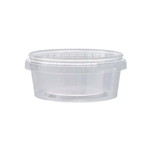 Plastburkar S Unipak 300 ml CLX 5028-19906