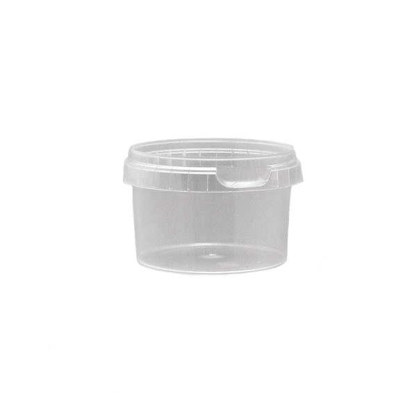 Plastburkar S Unipak 5011-19906 280 ml klar