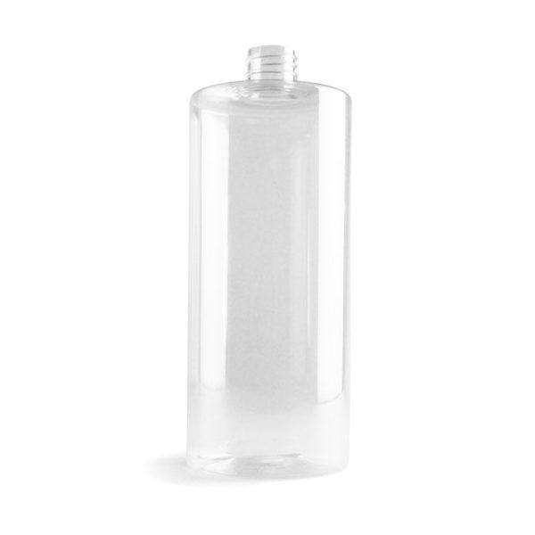 Plastflaska PET Sharp Cylindrical 1 l 4028-1000c0001