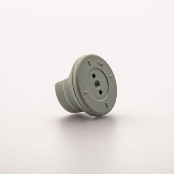 Tillbehör Proppar Infusion Frystorkning 32 mm 1950-0494 vinkel