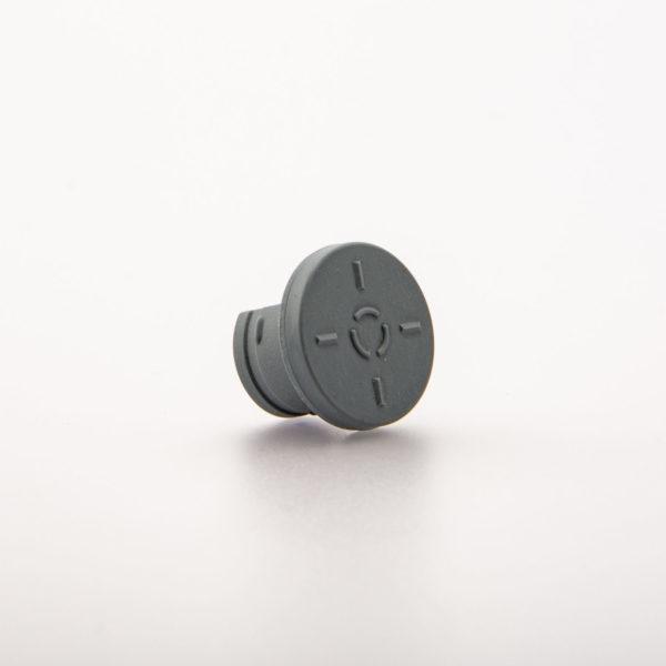 Tillbehör Proppar Injektion frystorkning 22 mm 7000-5780 vinkel